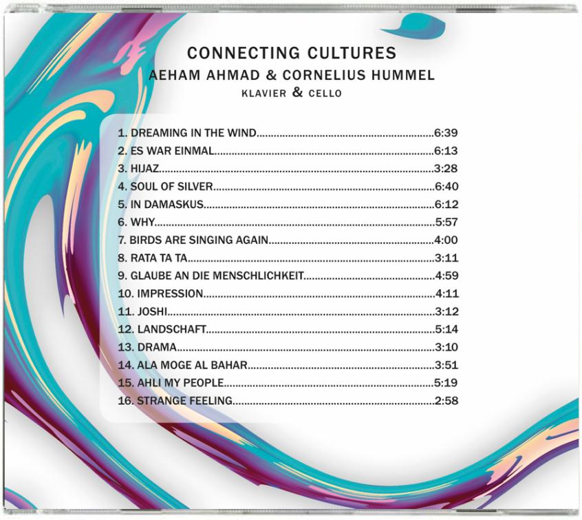 Playlist CD Connecting Cultures